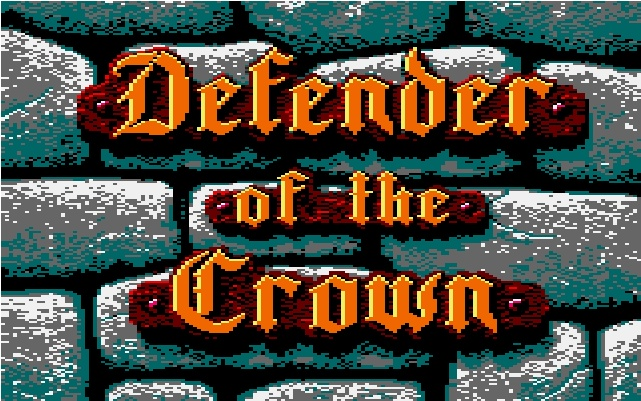 Recherche graphique : Adaptation hits Amiga sur Amstrad / C64 Defcro12