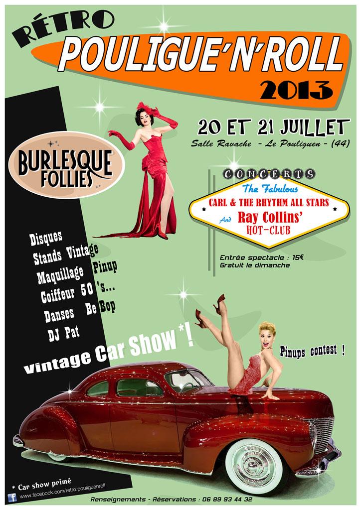 Rétro Pouligue'n'Roll 20 et 21 juillet 2013 Poulig10