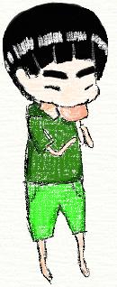 Images des personnages de Naruto seuls Lee_110