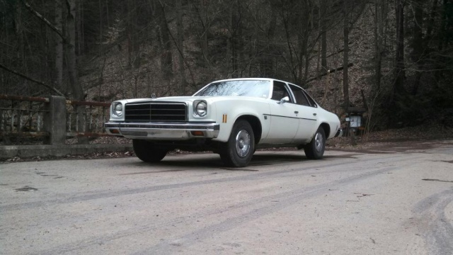 Hello from Pittsburgh! 1974 Chevelle Resize13
