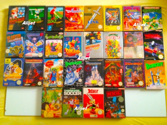 Collection d'Alijet  Nes110