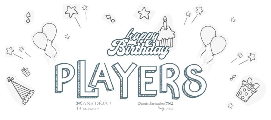 Players, forum RPG