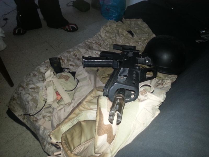 G36K classic army 20130519