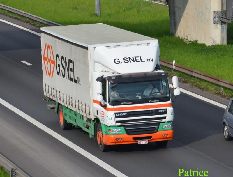 G Snel (Deinze + Ham , Belgique + Weert , Pays Bas) - Page 2 45p_co10