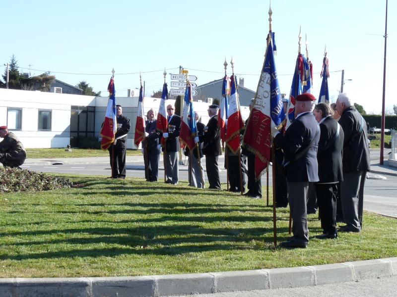 inauguration du rond point DRAKKAR a Pamiers en 2011 P1020212