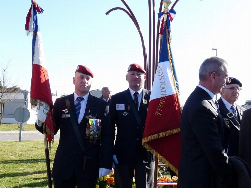 inauguration du rond point DRAKKAR a Pamiers en 2011 P1020215