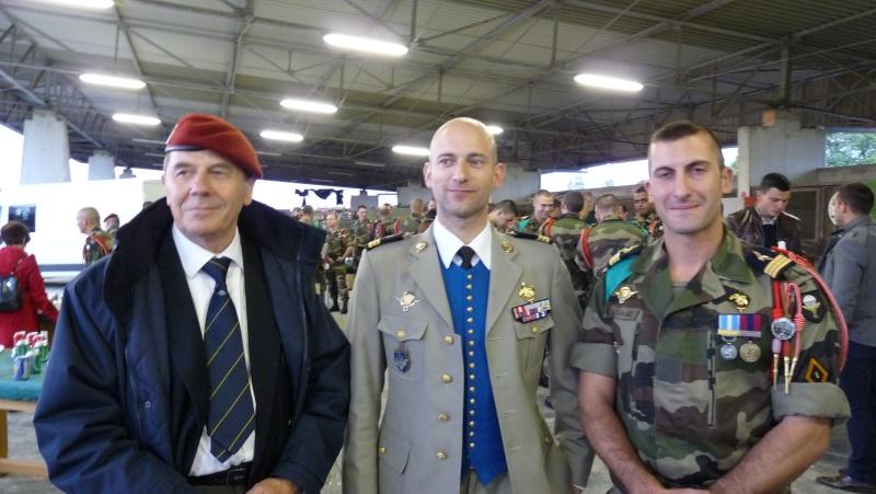 ceremonies au 1°R.C.P. le 1°juin 2013 P1040625