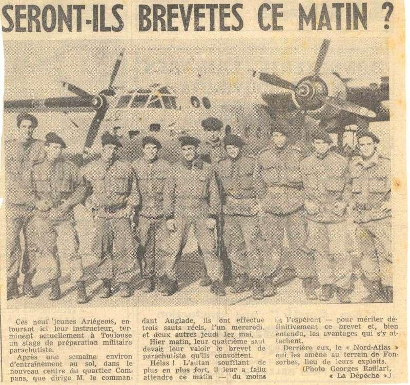 P.M.para à Toulouse du 21 avril au 4mai 1969 Seront10