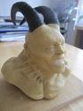Un petit buste en cours... Img_3711