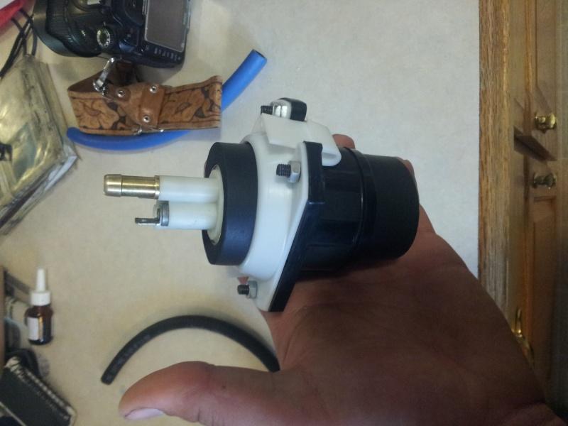 Fuel pump. 20130519