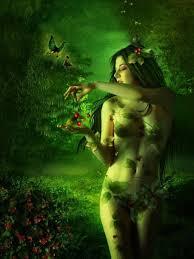 Avatars Couleur Verte Femme13