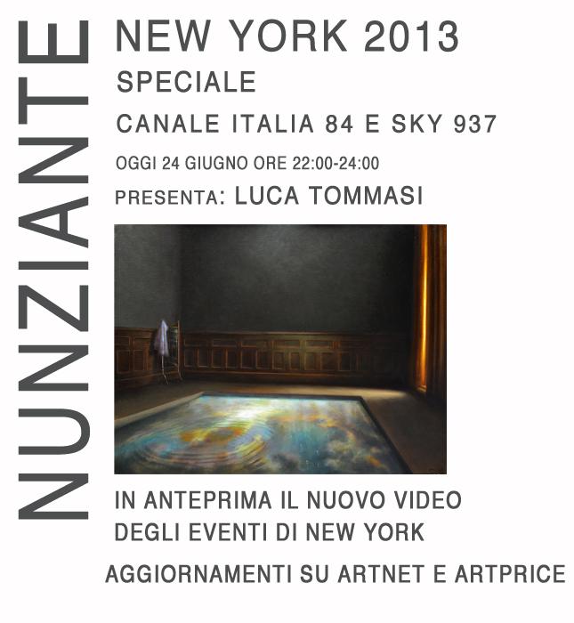 Speciale Nunziante, galleria Luca Tommasi: LUNEDI' 24 GIUGNO 2013, ore 22:00-24:00 CANALE ITALIA 84 - SKY 937 - Pagina 2 Specia10
