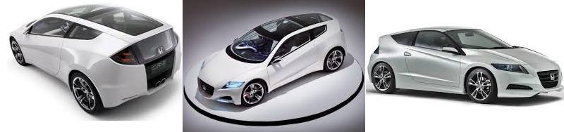 CR-Z un hybride sportif ! Crz10