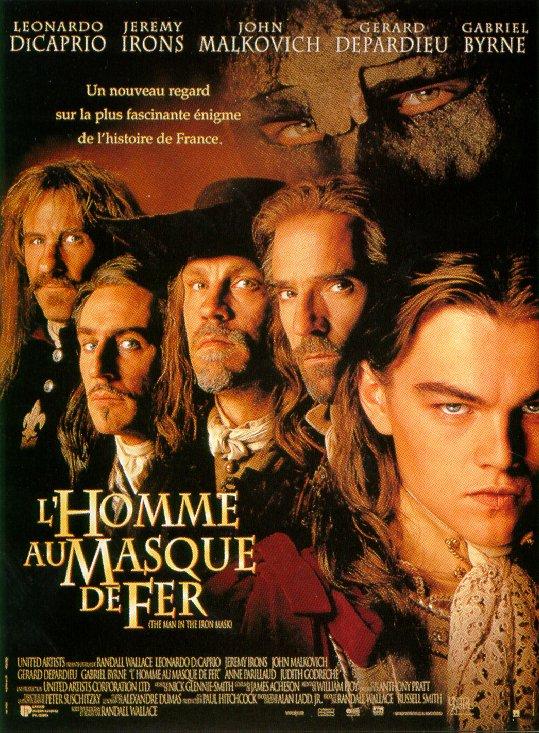 L'HOMME AU MASQUE DE FER [1998] 31117610