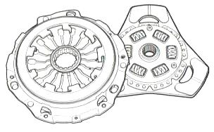 2. Préparation de la transmission - B. Limiter la perte de puissance et augmenter la réactivité 6_mono10