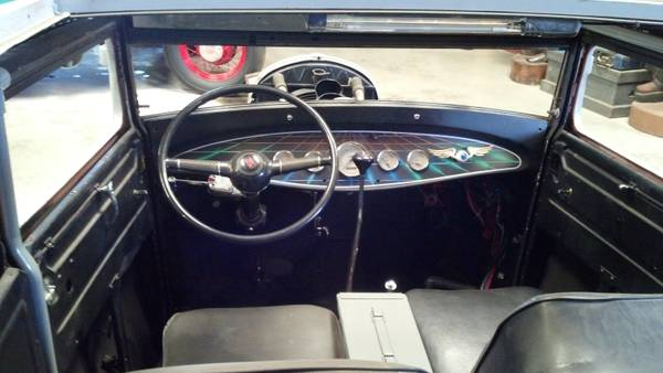 1929 Ford Model A coupe sedan. Star wars tribute... Must See 3e53i911
