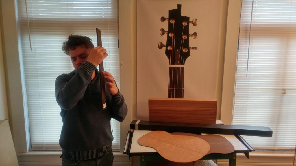 Vidéos de guitares de luthier et vintage - Iron Stan & Copper Nick - Page 5 20180913