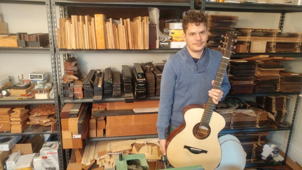 Vidéos de guitares de luthier et vintage - Iron Stan & Copper Nick - Page 5 20180915
