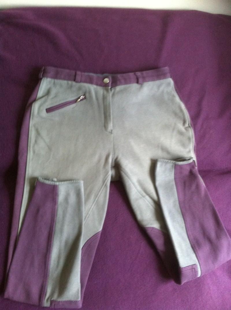 pantalons équitation femme Photo410