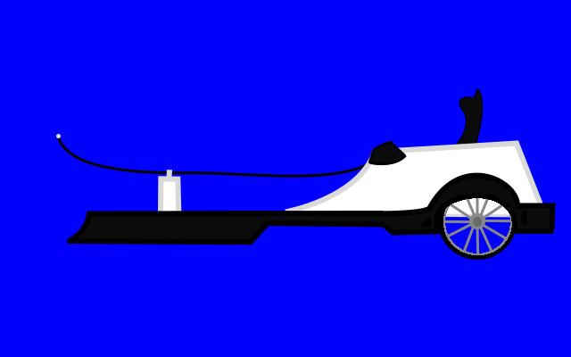 pony street racing cart  Pandac10