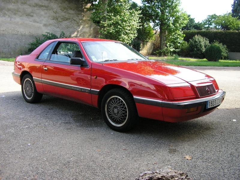 Chrysler LeBaron GTC P7152213