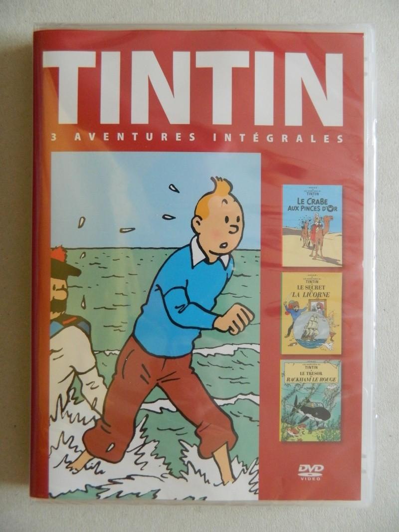 Ma Collection d'objets de Tintin Dscn5712