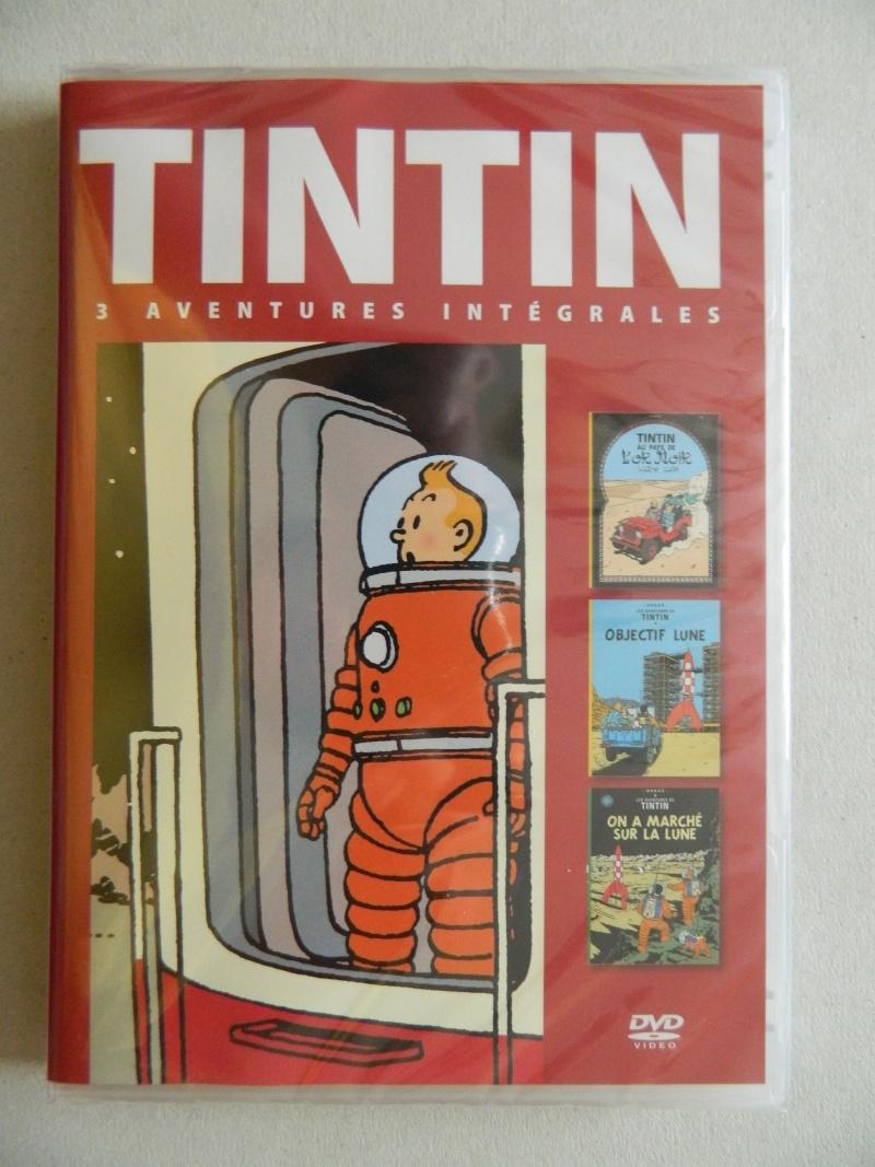 Ma Collection d'objets de Tintin Dscn5713