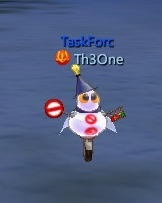 Mini Game , Snowman (i prefer say CLOWNS xD) 2013-020