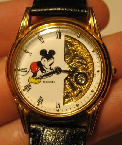 Les Montres Disney - Page 2 Montre10