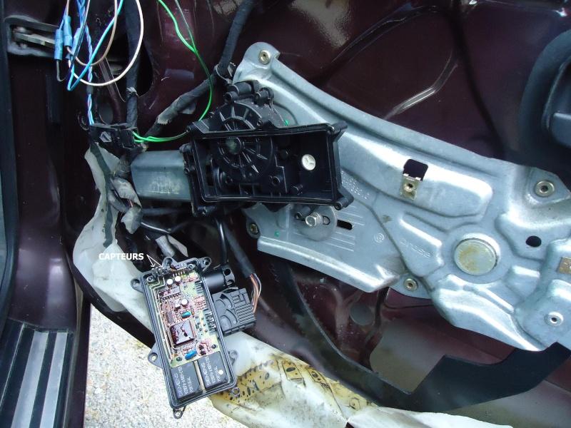Vitre électrique sur coupé E36 Moteur11