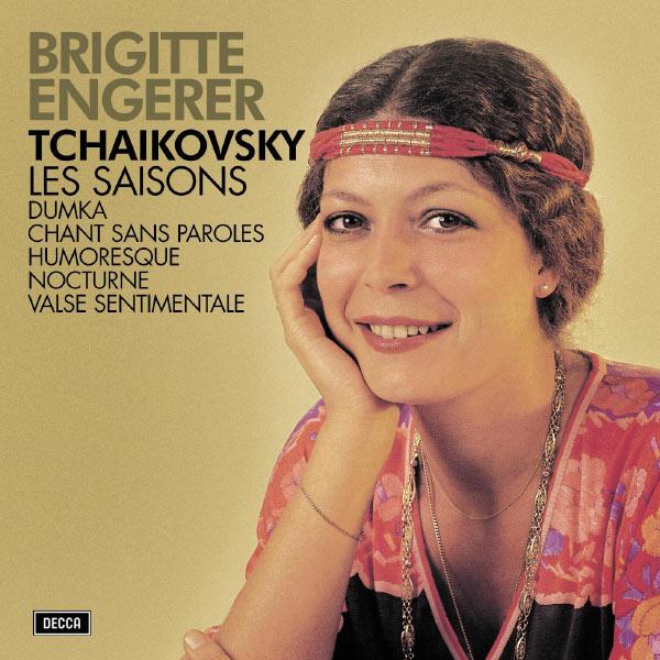 Tchaïkovsky : musique pour piano 00028911