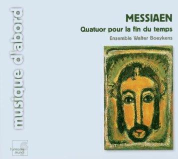Messiaen Olivier - Quatuor pour la fin du temps 51w4ua10