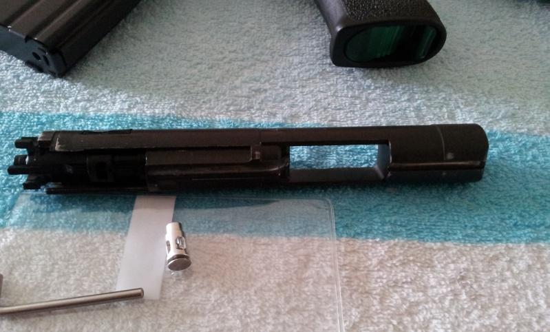 WE HK416 GBB 20130613