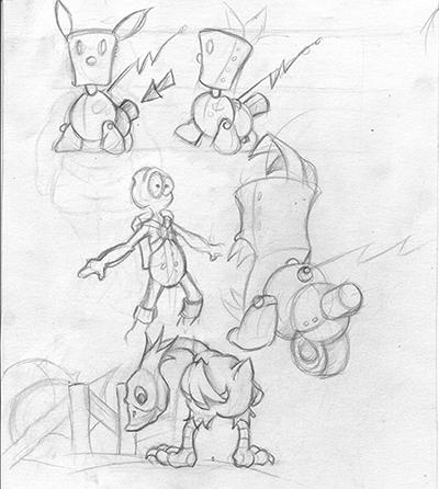 Beak Sketch10