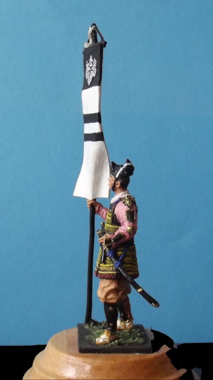 Ashigaru mit Standarte K800_139