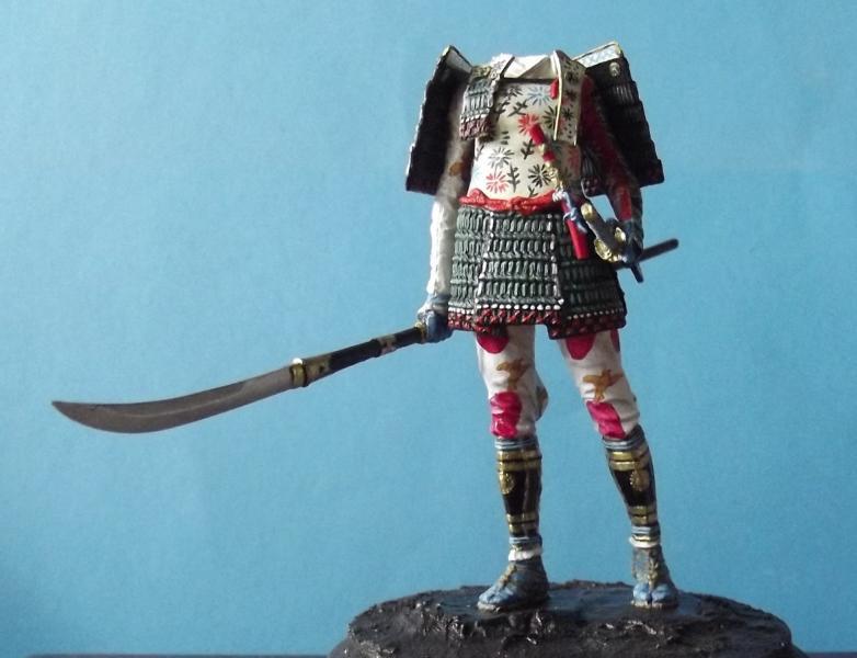 Tomoe Gozen, 90 mm, Alexandros Models - Seite 6 K800_159