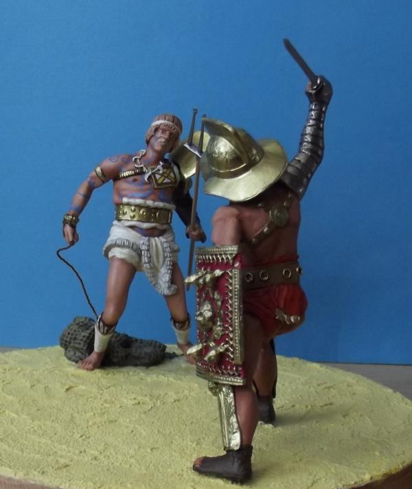 Retinarius vs. Hoplomachus K800_170