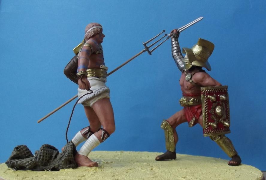 Retinarius vs. Hoplomachus K800_171