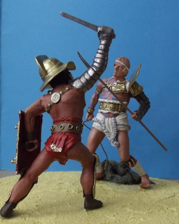 Retinarius vs. Hoplomachus K800_172