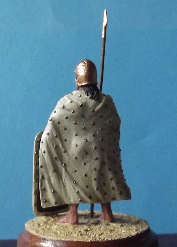 Sumerischer schwerer Infanterist, 2500 BC K800_174