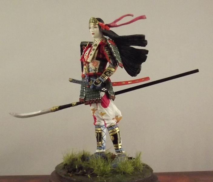 Tomoe Gozen, 90 mm, Alexandros Models - Seite 6 K800_186