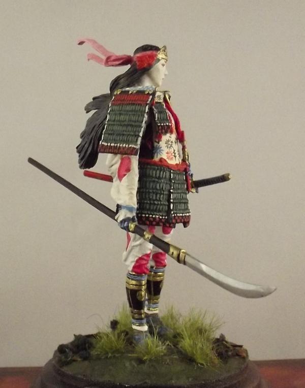 Tomoe Gozen, 90 mm, Alexandros Models - Seite 6 K800_189