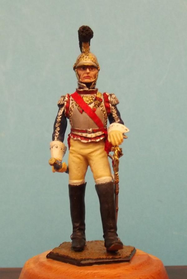 Laurent Gouvion-Saint-Cyr in the Uniform of Colonel-General of Cuirassiers K800_275