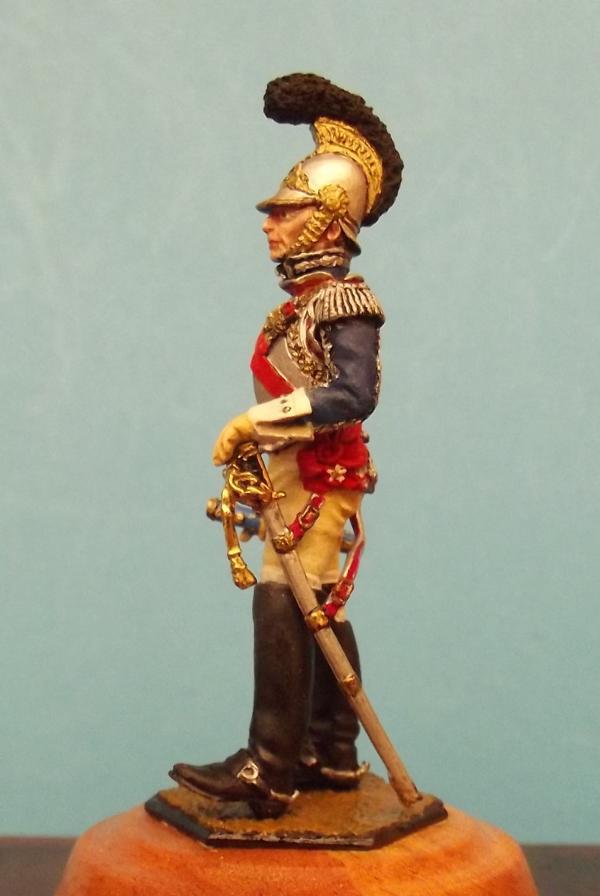 Laurent Gouvion-Saint-Cyr in the Uniform of Colonel-General of Cuirassiers K800_276