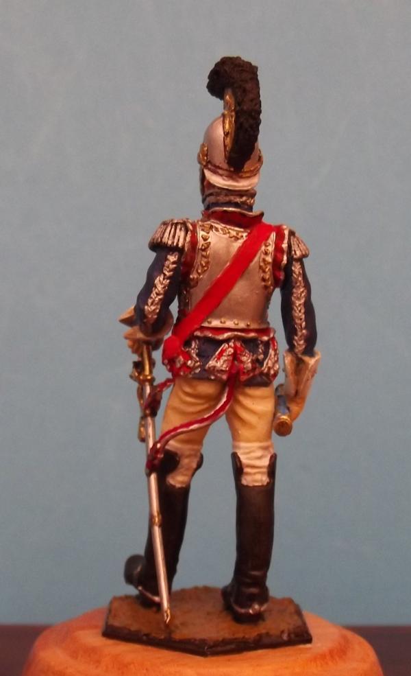 Laurent Gouvion-Saint-Cyr in the Uniform of Colonel-General of Cuirassiers K800_277