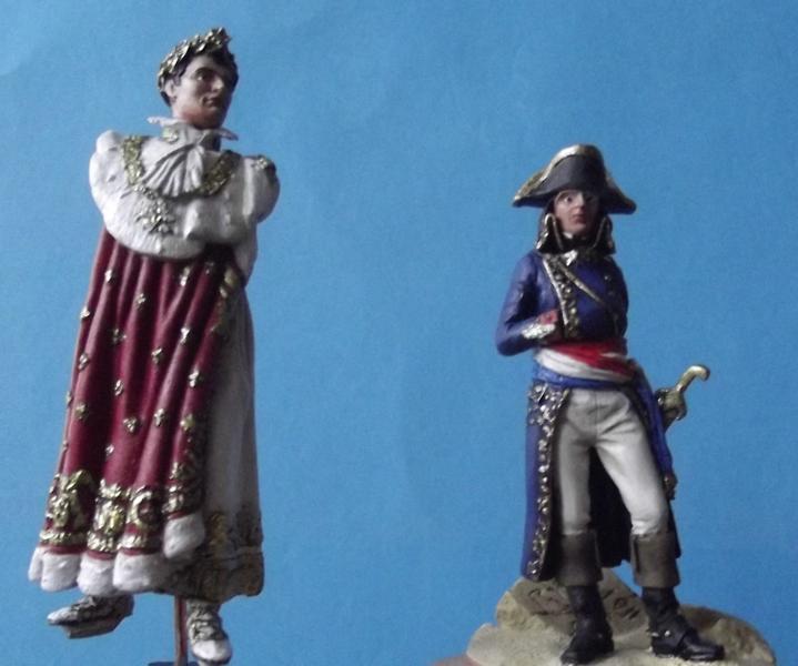Zweimal Napoleon Bonaparte in 54mm? K800_d51