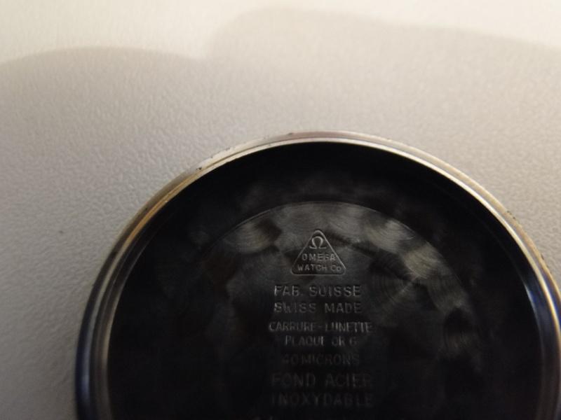 Quelques clichés de mon Oméga calibre 321. Dsc06421