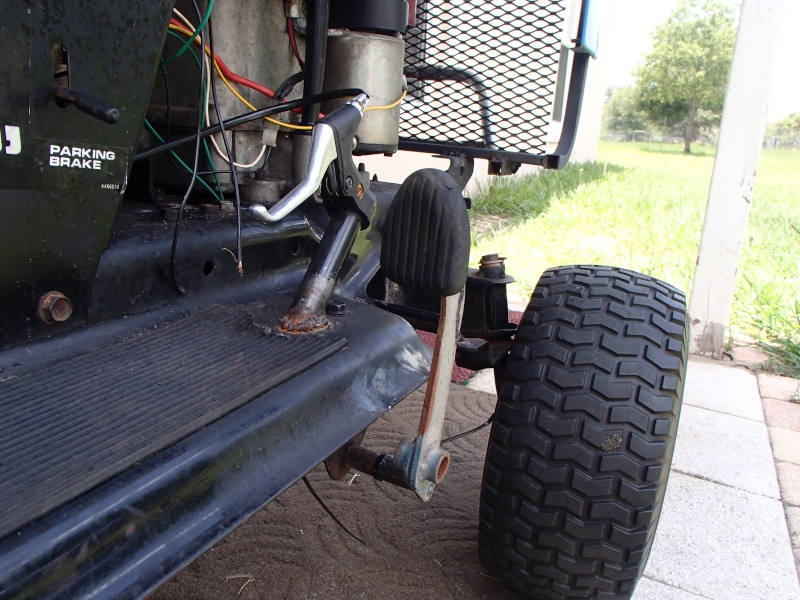 My Brake Setup! works pretty good P6200410