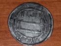 DIRHAM Abbasside, AL-MANSOUR (136-158 H soit 754-775 ap. J.-C.) 20130610