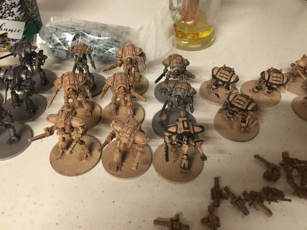 [vendu] armée de chevaliers forumware  4e5ddd10